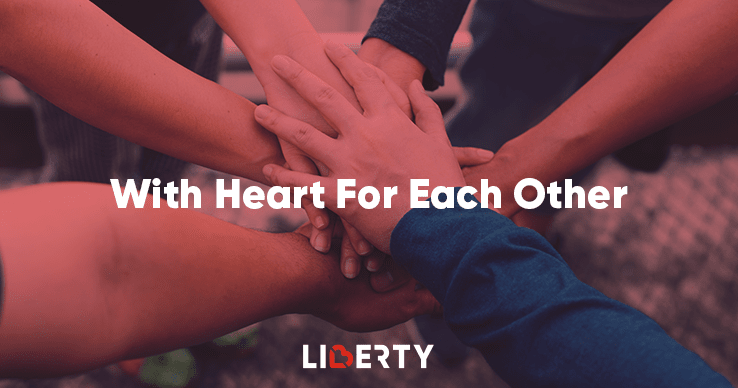 With Heart For Each Other